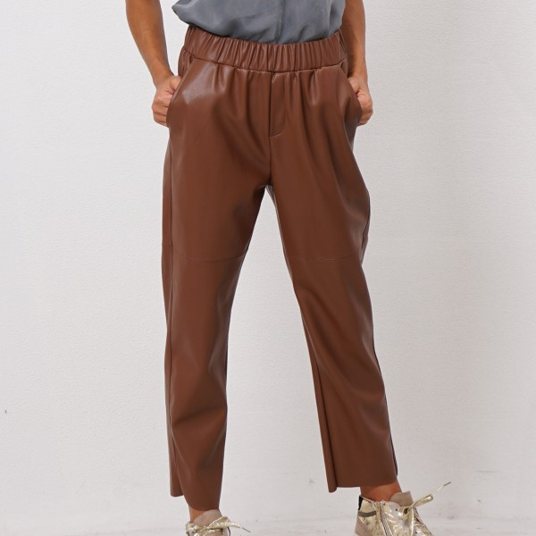 napele pants with elastic and pockets