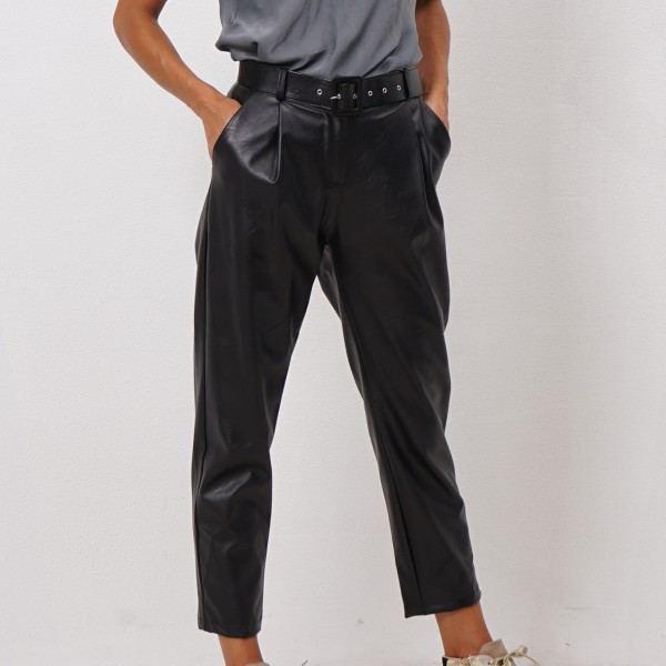 ecopele pants with elastane